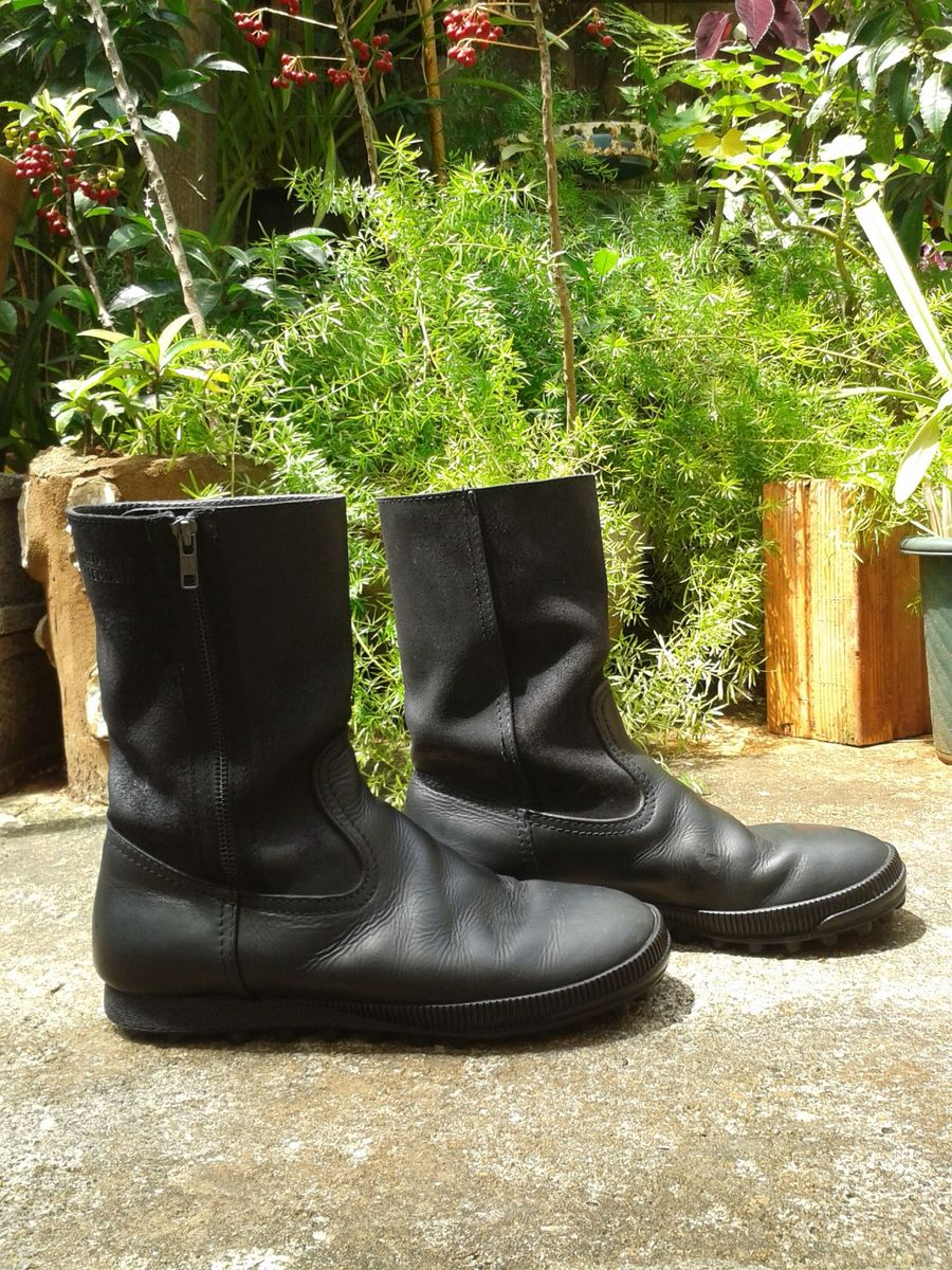 d377d27db55 bota italiana - marca premiata   made in italy - botas premiata