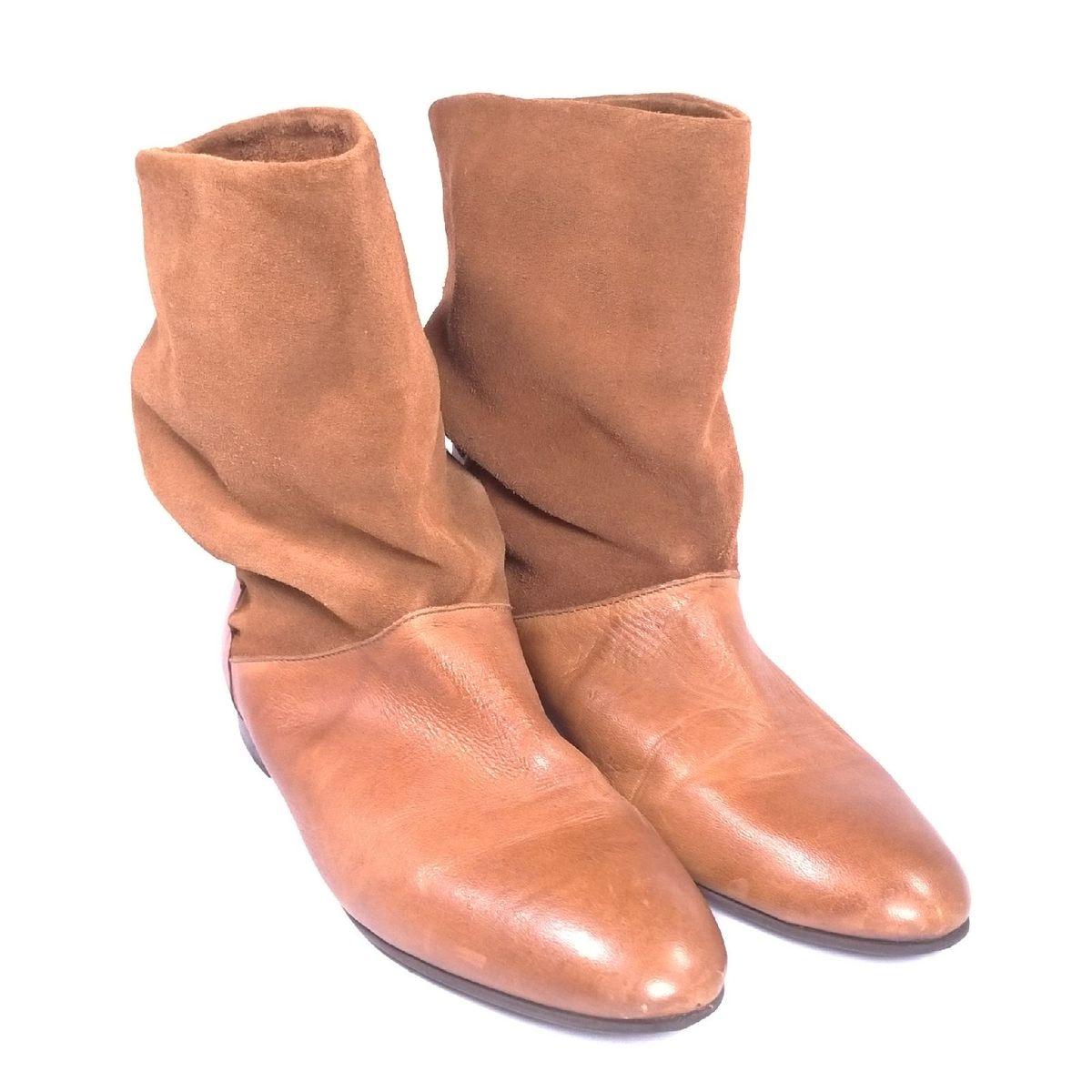 bota marrom le lis blanc - botas le-lis-blanc