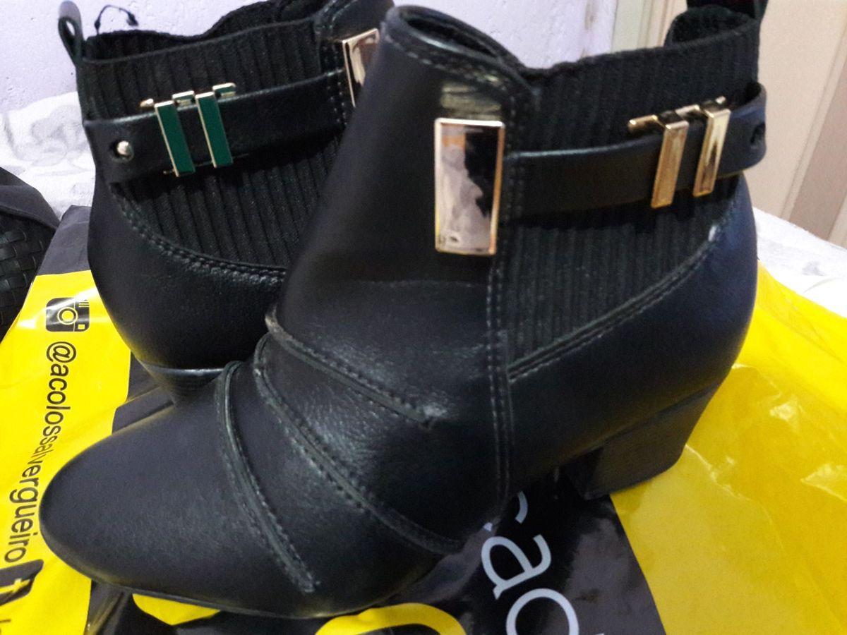 1fe96780a2 bota modare ultraconforto ankle boot - botas modare