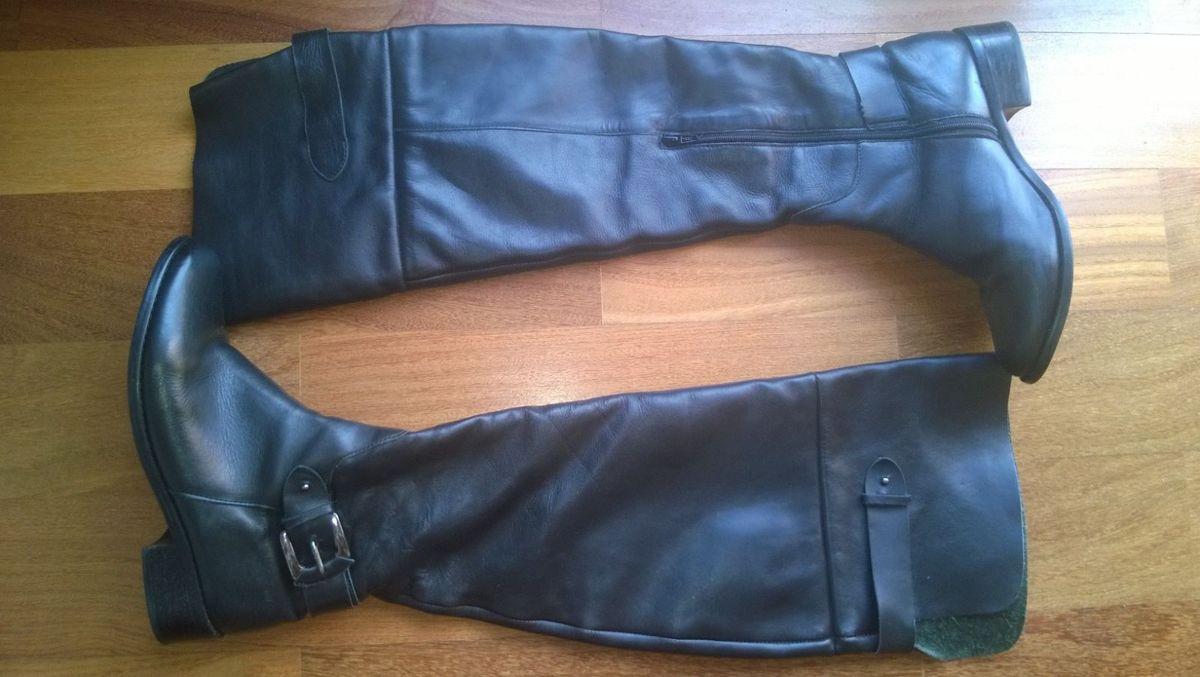 ec6b65230 Bota Over The Knee | Bota Feminina Shoestock Usado 21997726 | enjoei