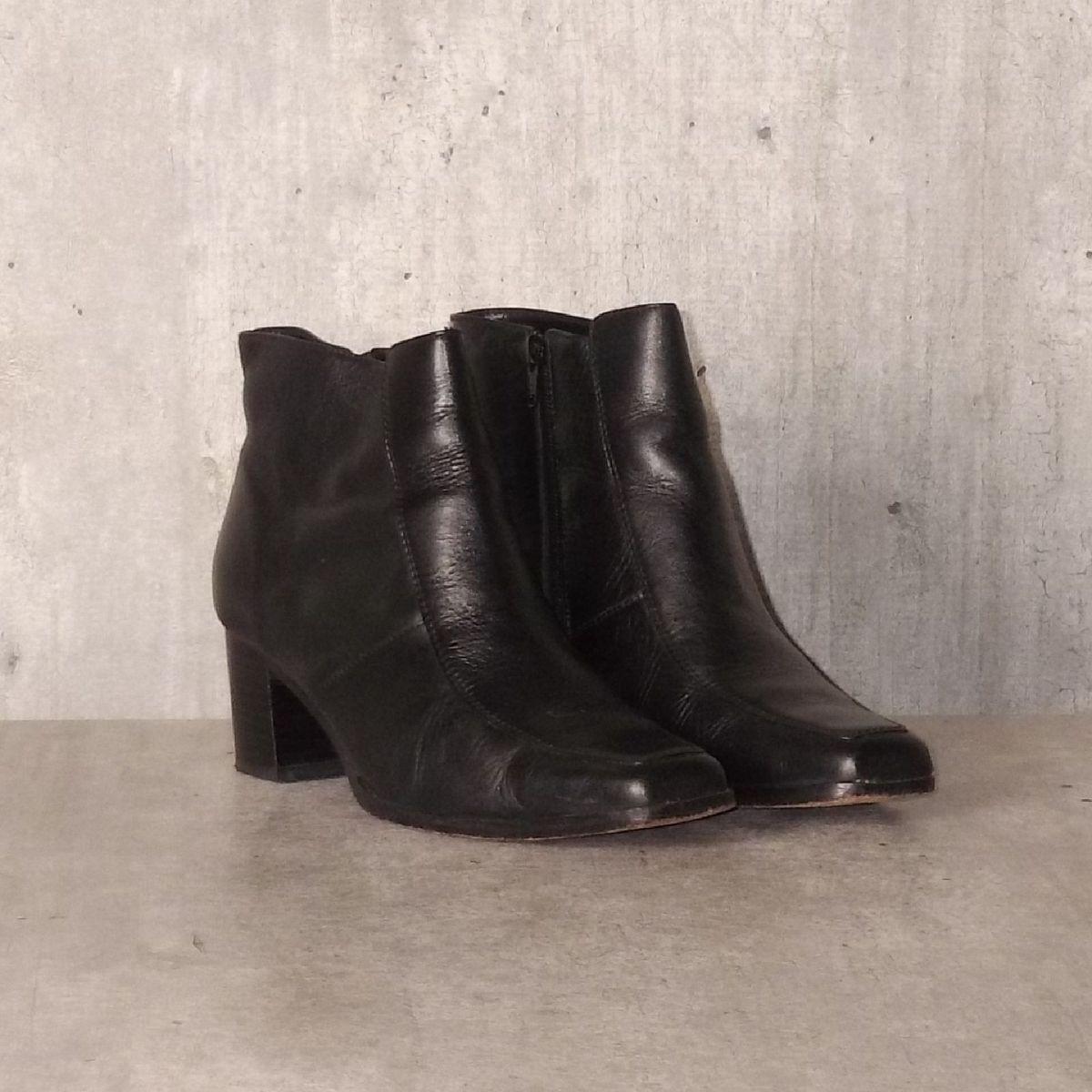bota preta corello - botas corello