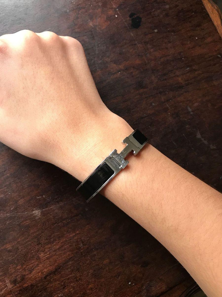 0a7bd909ab6 bracelete hermes - jóias sem marca.  Czm6ly9wag90b3muzw5qb2vplmnvbs5ici9wcm9kdwn0cy85ntizmdc4lzc2nja0nzk2ymm4yju3mdbkotfhotbhmthmodjin2y1lmpwzw  ...