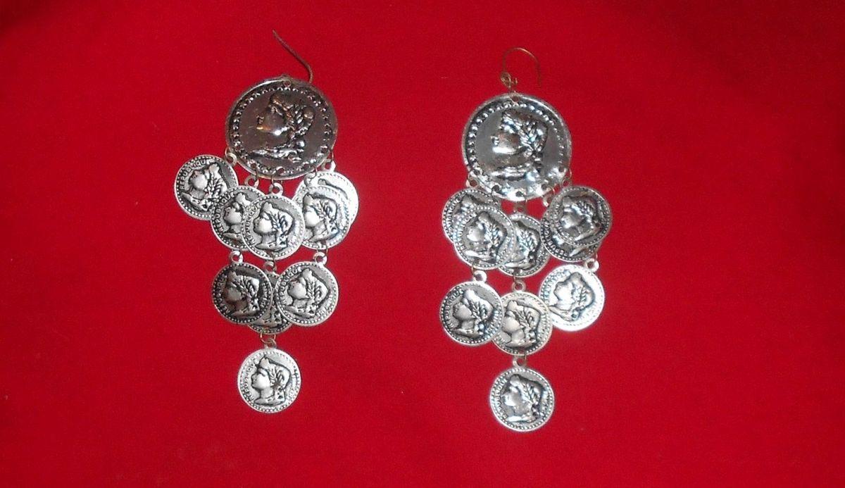 brinco boho - bijoux sem marca