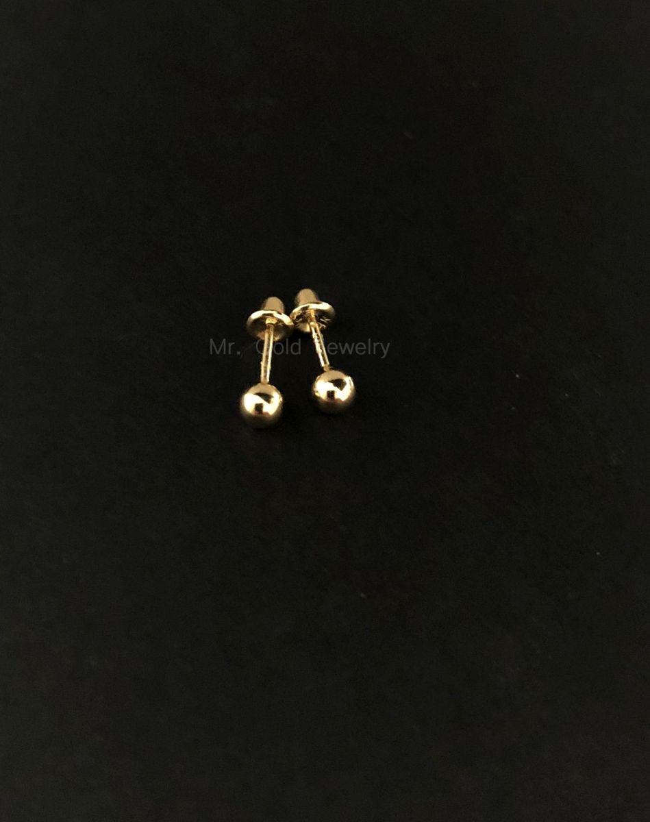 brinco bolinha ouro 18k - jóias mr-gold-jewelry.  Czm6ly9wag90b3muzw5qb2vplmnvbs5ici9wcm9kdwn0cy8xntk0odeyl2y2mdmxmdhhnthhmzywzdbindzkntnkmjkwnwq5odbhlmpwzw f5571b8d45