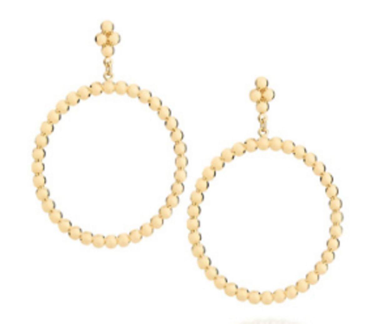 brinco coleção giovanna antonelli 8ª edição)rommanel.med. 6,70cm - jóias 0b27c5030b