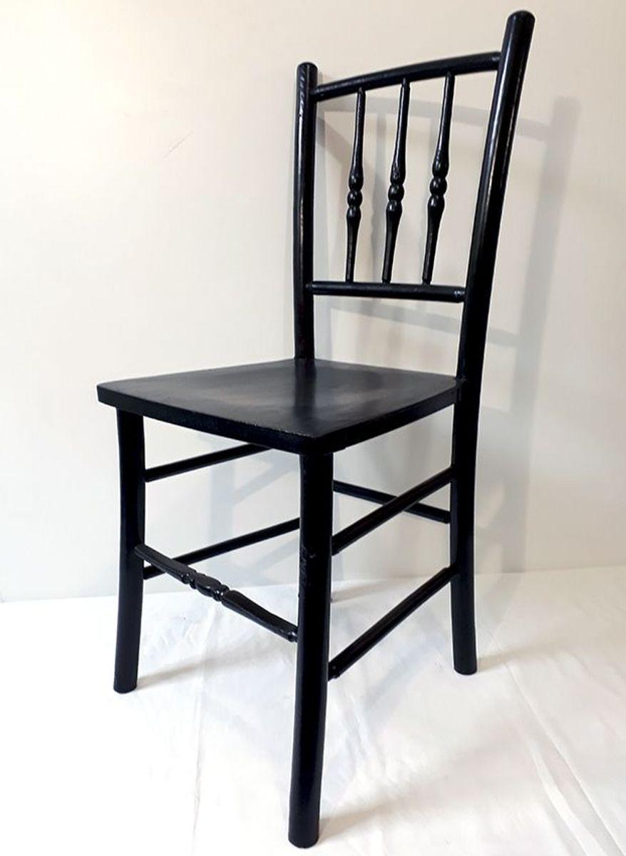 Image of: Cadeira Antiga Paulistinha Restaurada Cadeira Usado 37328953 Enjoei