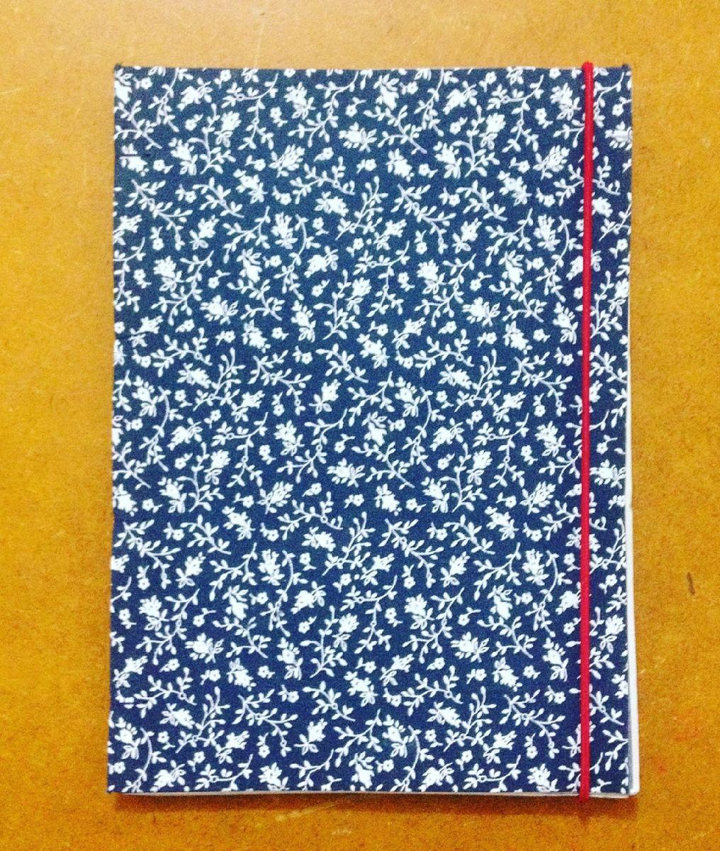 caderninho artesanal - papelaria merak