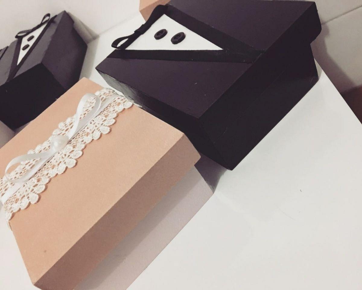 Caixa Em Mdf Convite Padrinhos De Casamento Formatura Etc Roupa