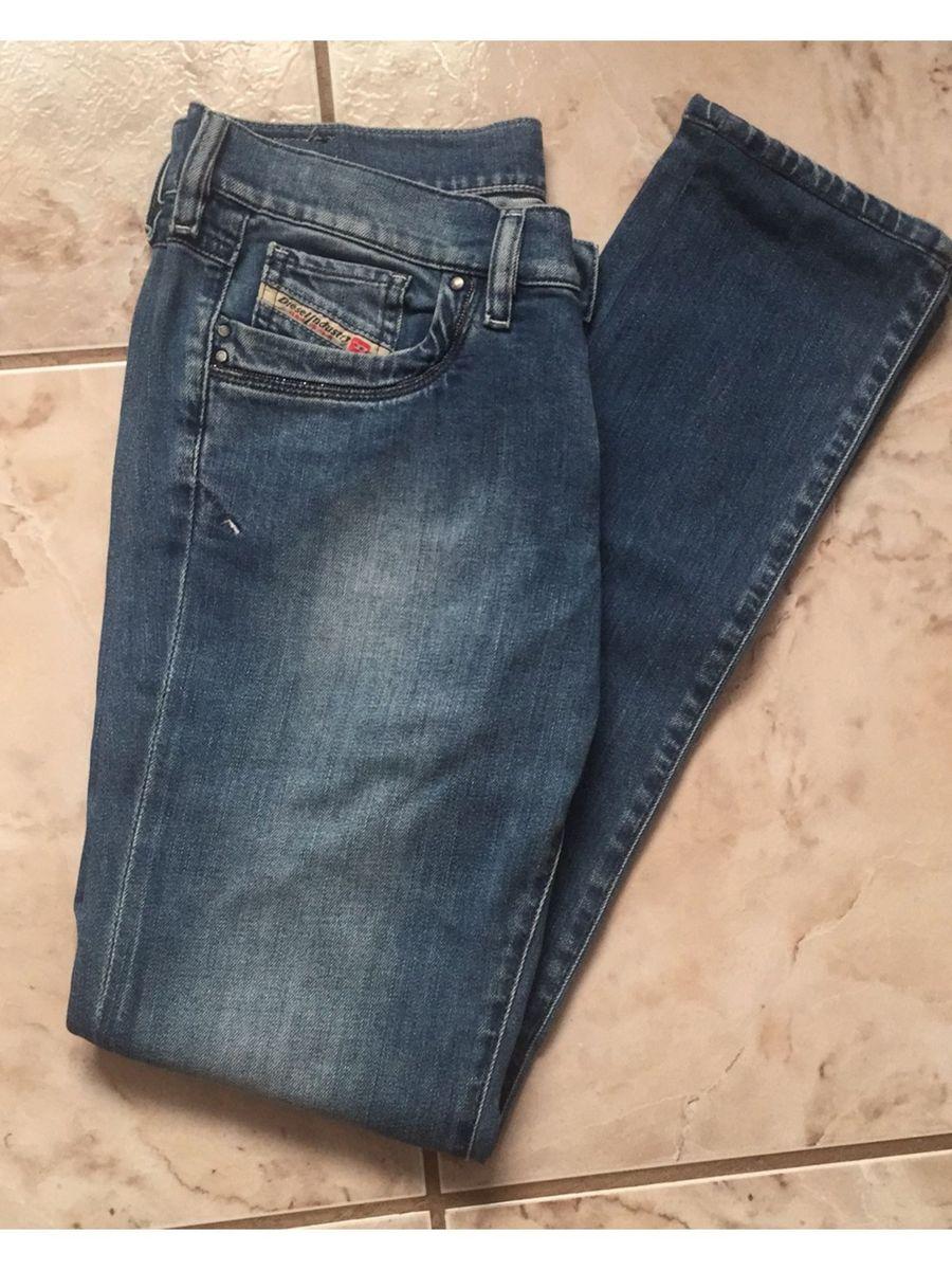 calça diesel 27 - calças diesel