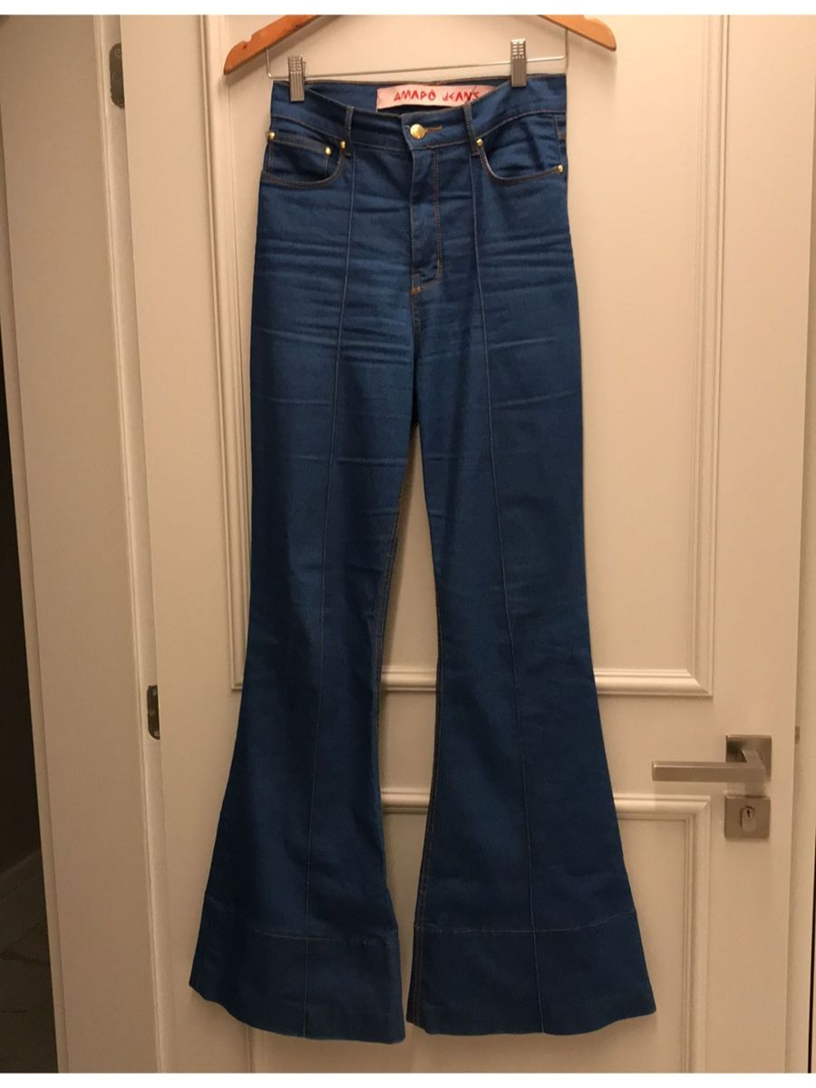 f6931a6ec calça flare jeans amapô - calças amapô.  Czm6ly9wag90b3muzw5qb2vplmnvbs5ici9wcm9kdwn0cy85nzm2odcvogfjn2y5ndfmodbimdyzmdfmnjc5mgm1ntq4nda5nmyuanbn  ...