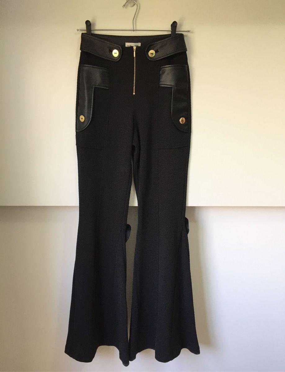 079828631 calça flare preta - calças due tre.  Czm6ly9wag90b3muzw5qb2vplmnvbs5ici9wcm9kdwn0cy8xmtm3mda2lzc1mmzjnmvmmti3odnmnjvhngm1ymm3ogvjmjkxywjllmpwzw  ...