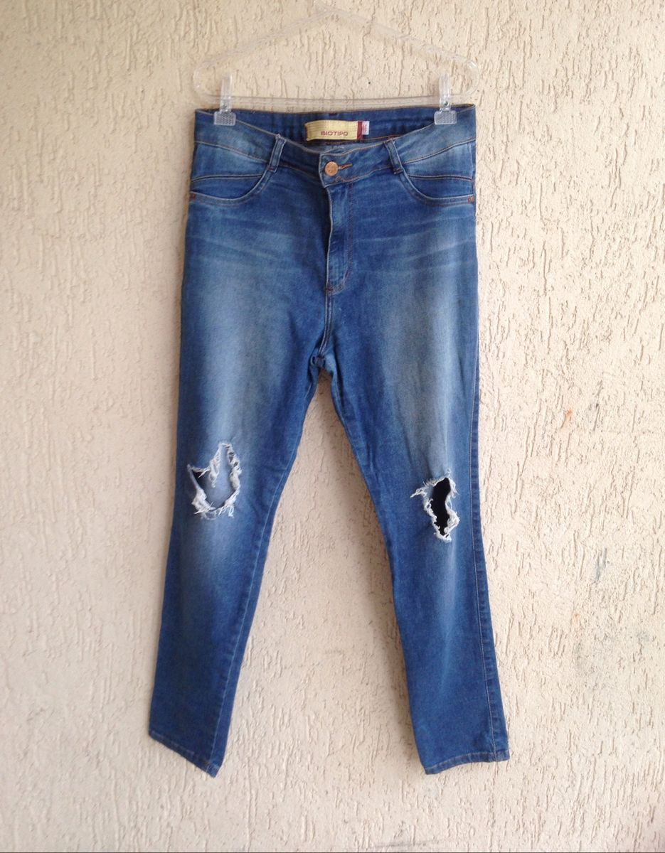 31bc2a9ebed7c6 calça jeans biotipo plus Size