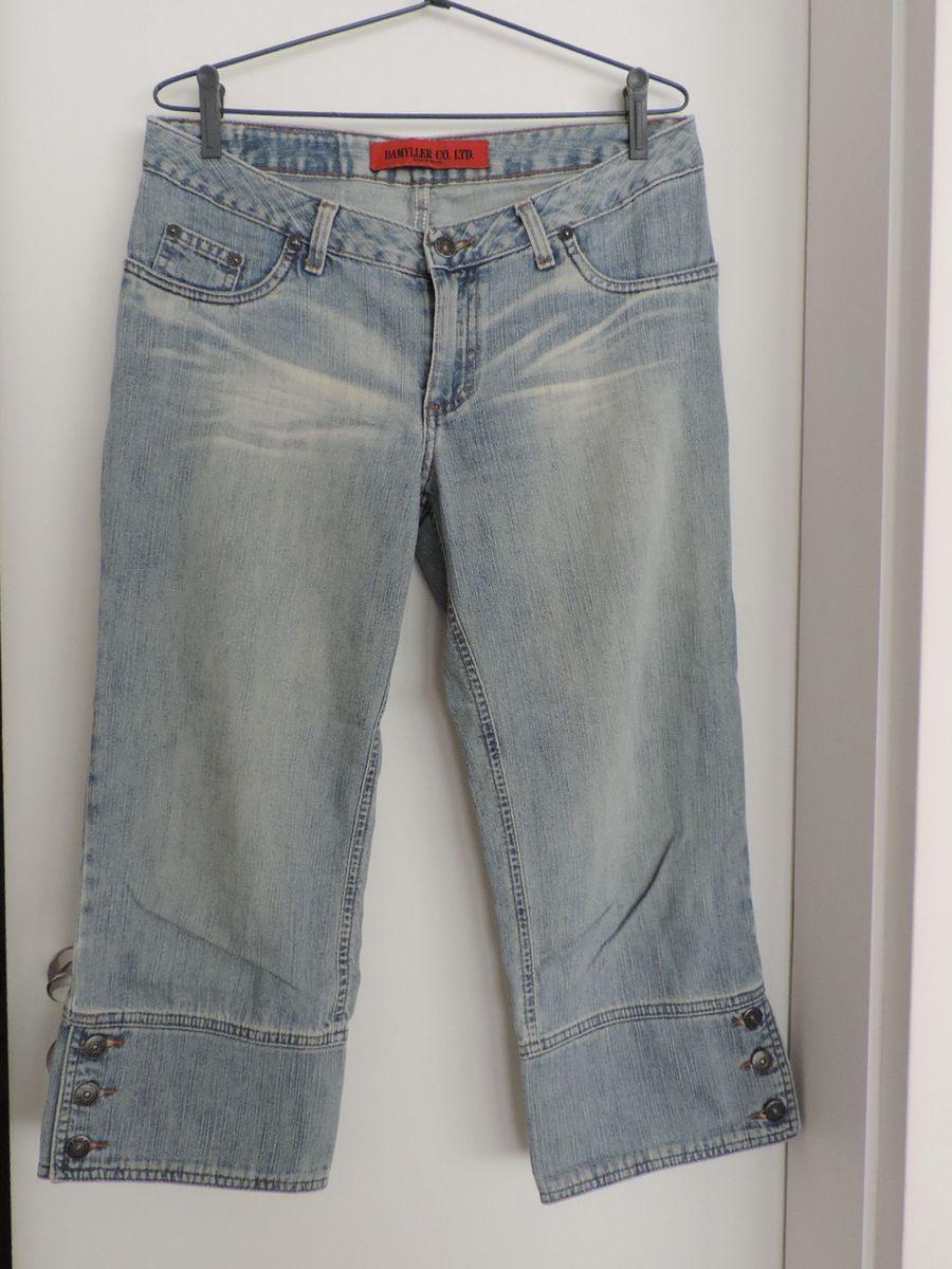 f11ea0011 calça jeans capri - calças damyller.  Czm6ly9wag90b3muzw5qb2vplmnvbs5ici9wcm9kdwn0cy82nda1otg0lze3owizmdgynjbhntlln2yxnja4zgiyzgjkmmu4m2i2lmpwzw
