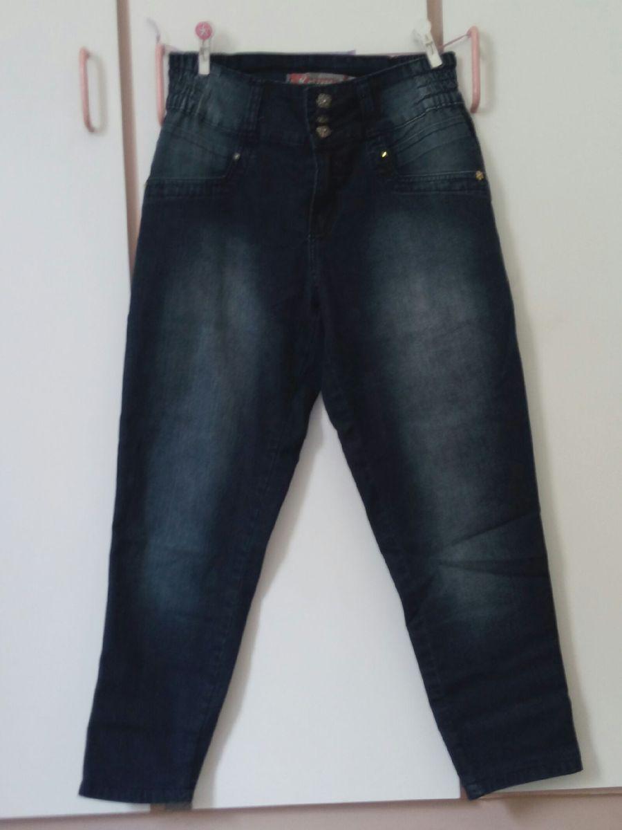 calça jeans com elastano 48 - calças xdrmi