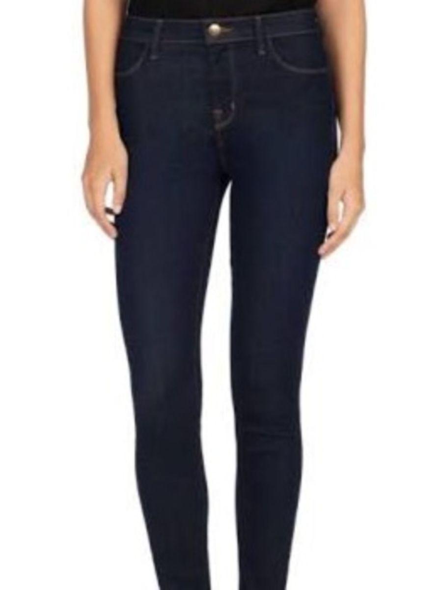 871eeb4d8 calça jeans dammyler reta básica - calças damyller