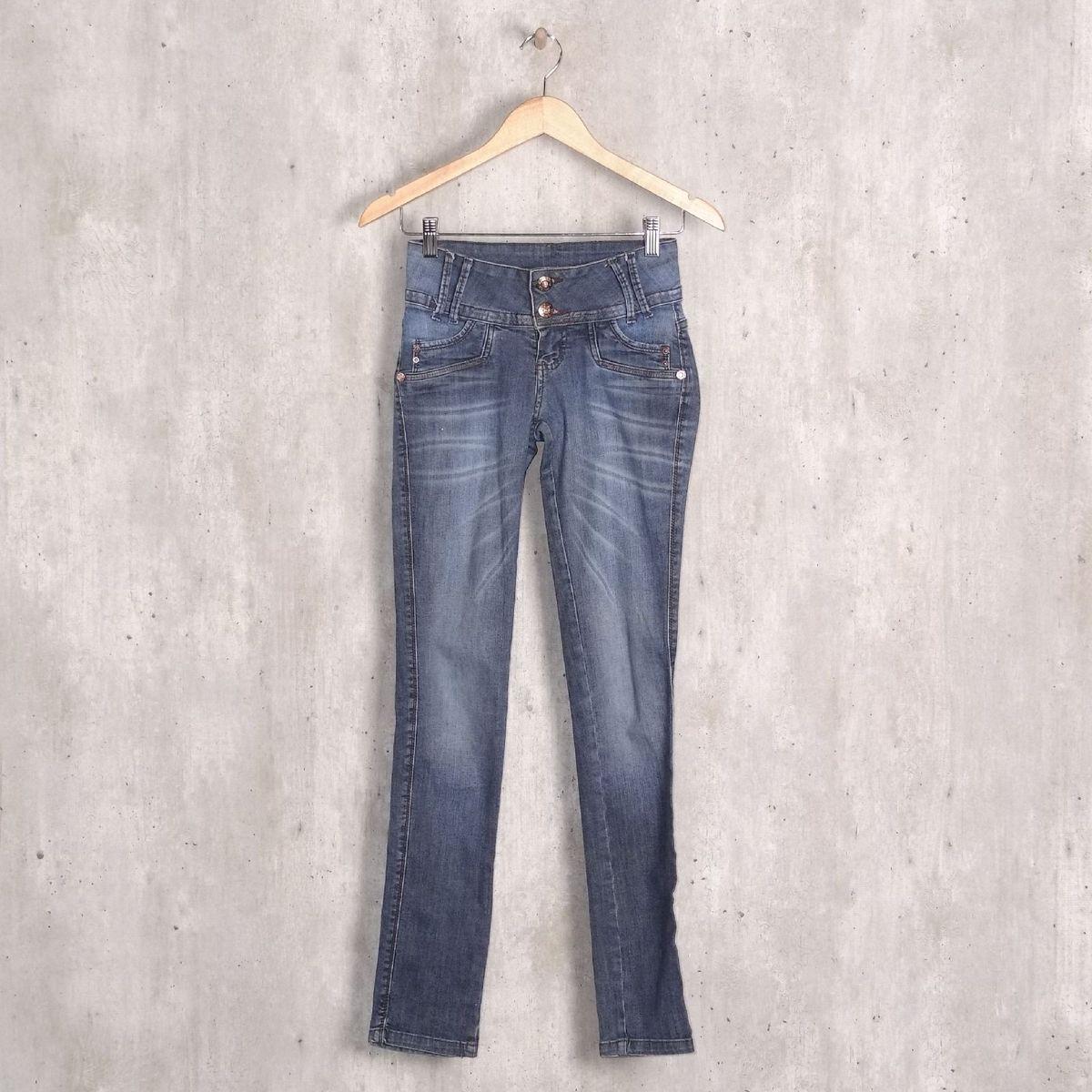 c0ef49c9d Calça Jeans Emporio | Calça Feminina Emporio Usado 33019249 | enjoei
