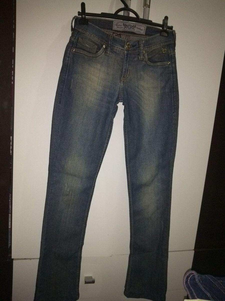 a0acfbcbb Calça Jeans Feminina Colcci com Elastano | Calça Feminina Colcci ...