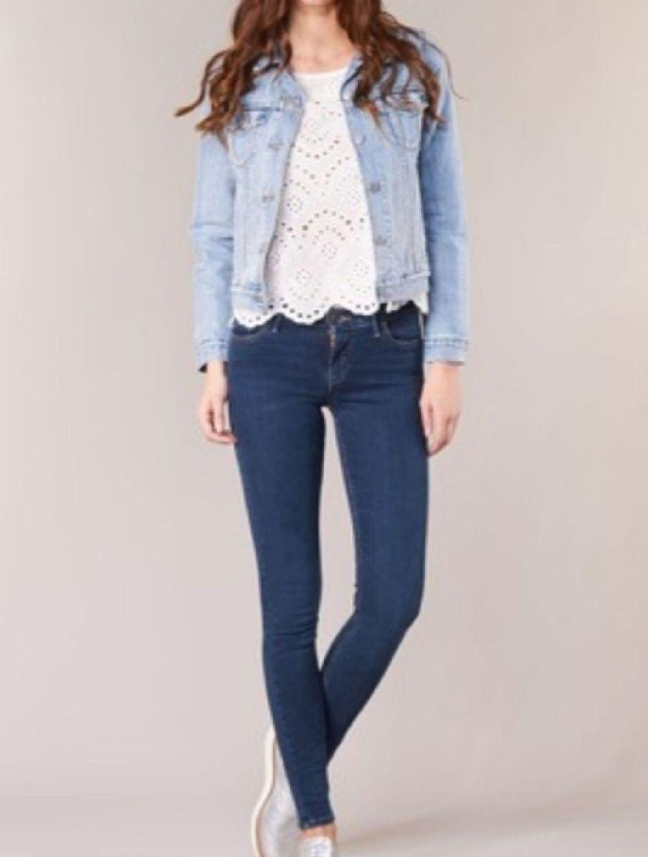 calça jeans levi's - calças levis