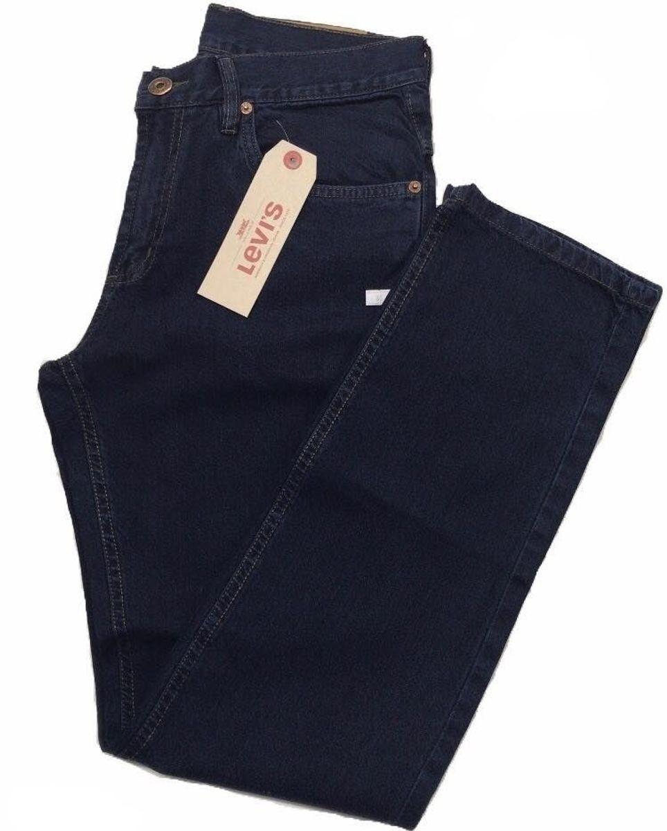 eadcb719e Calça Jeans Levis Masculino Tradicional | Calça Masculina Levi's ...