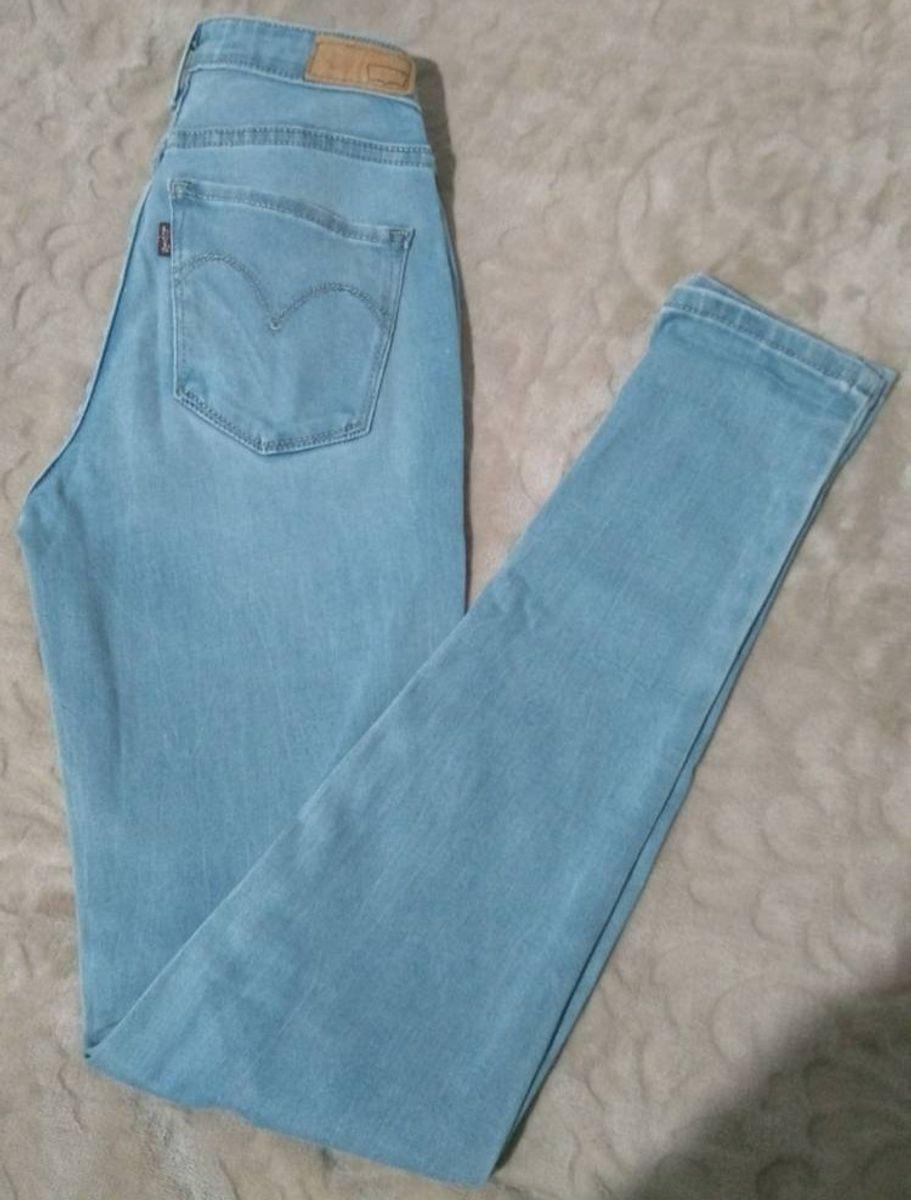calça jeans levis - calças levi's