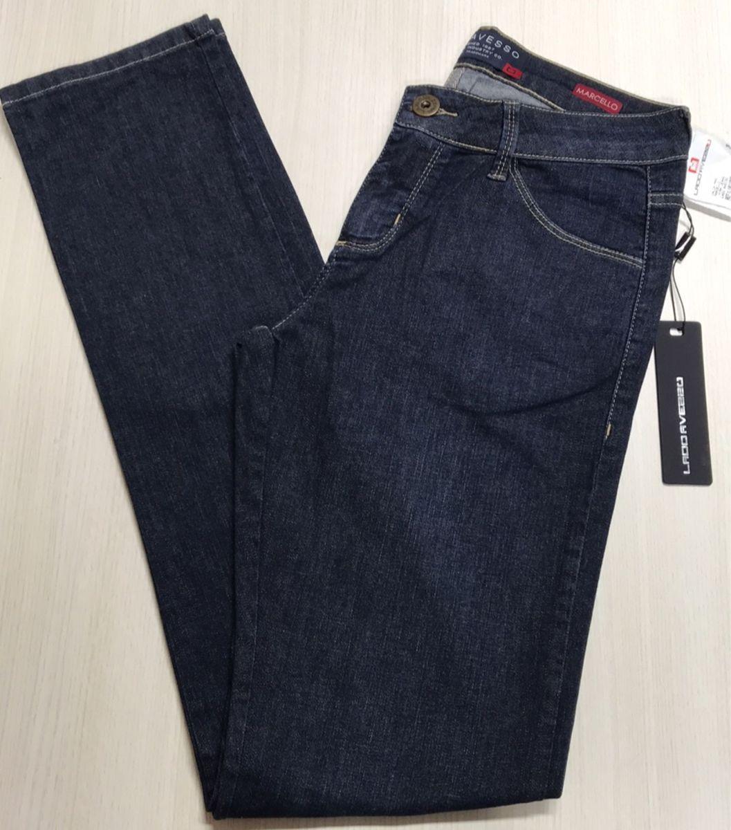36ca0d4de Calça Jeans Masculina Lado Avesso | Calça Masculina Lado Avesso ...