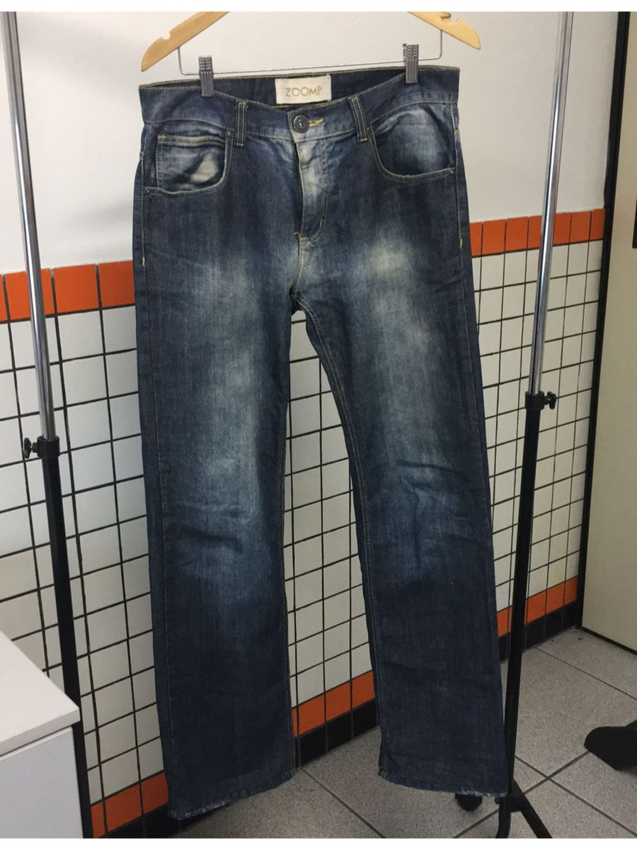9fe8fa263 Calça Jeans Masculina Zoomp 38 - Masculino | Calça Masculina Zoomp ...