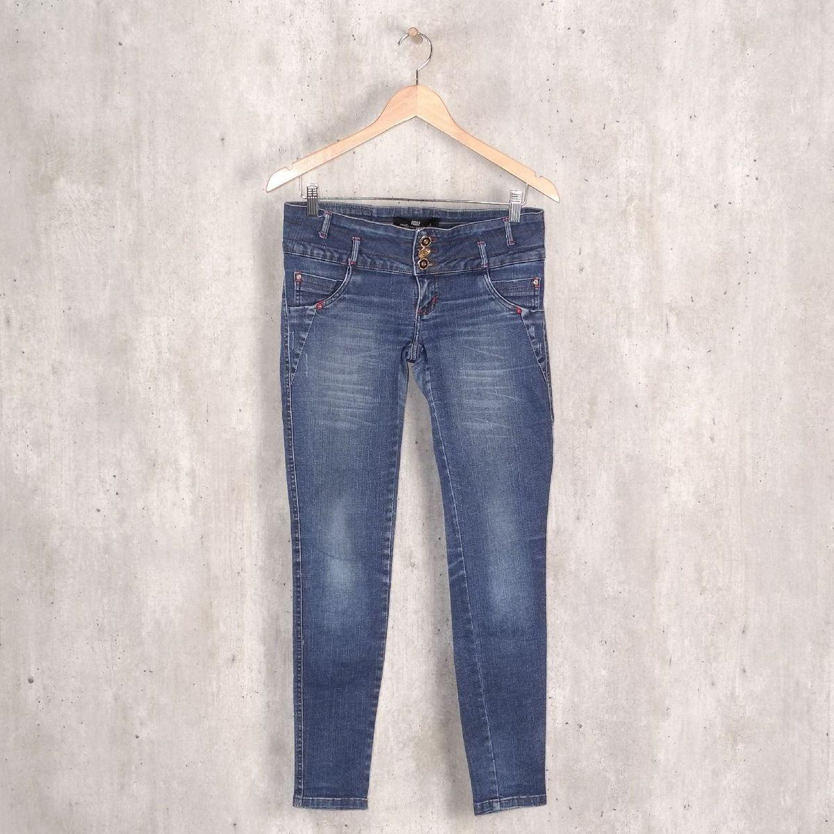 d9bfaff19 Calça Jeans Pó do Pano