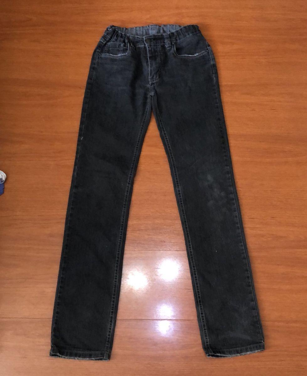 Calça Jeans Preto Calvin Klein   Calça Masculina Calvin Klein Usado ... d7b6a0b37a