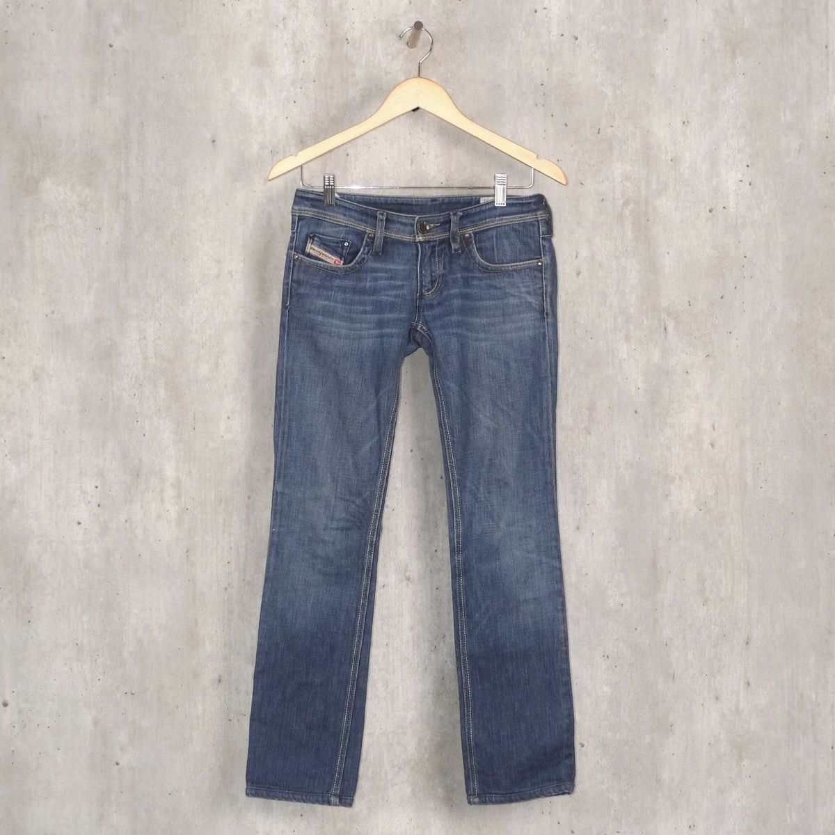 a292d9582 Calça Jeans Reta Básica