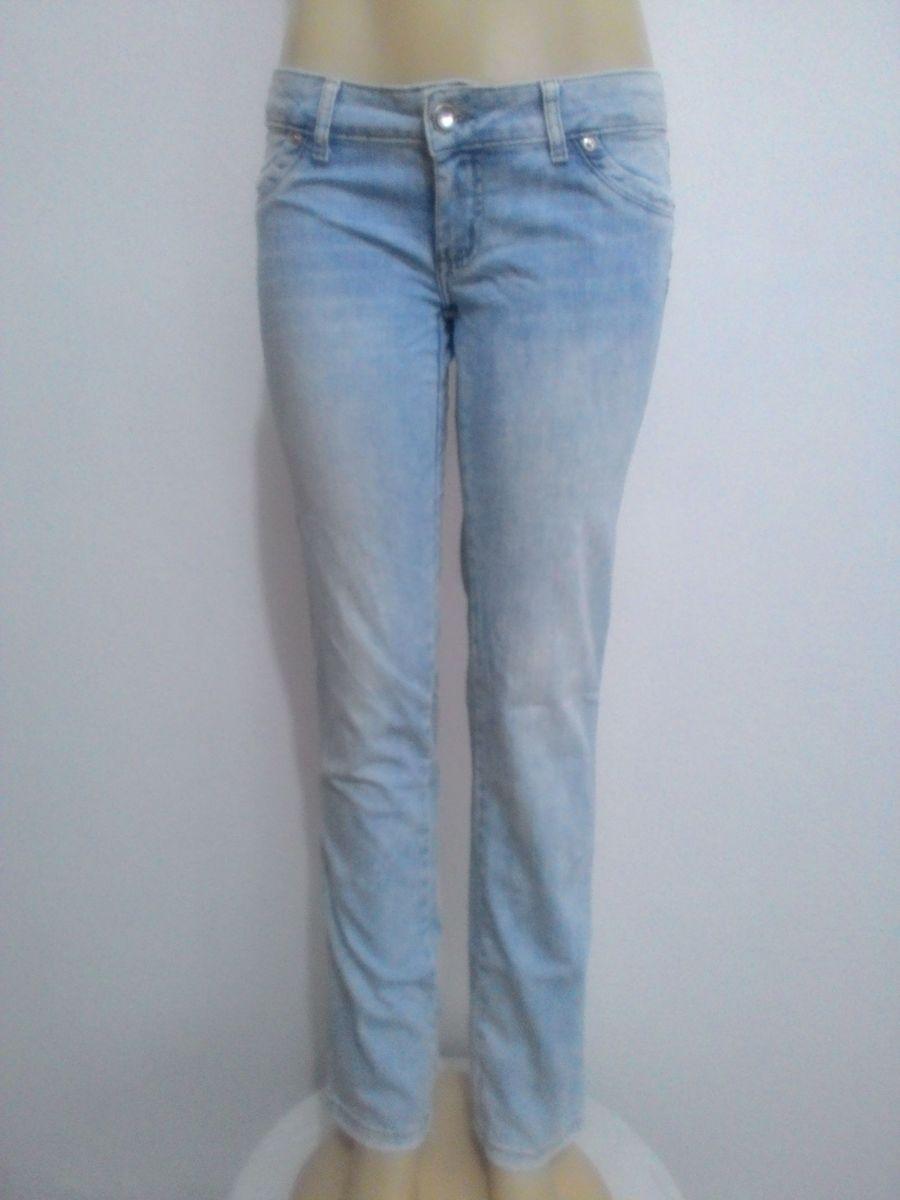 66416b991 Calça Jeans Sawary Strech - Tamanho 44 - R0534 | Calça Feminina ...
