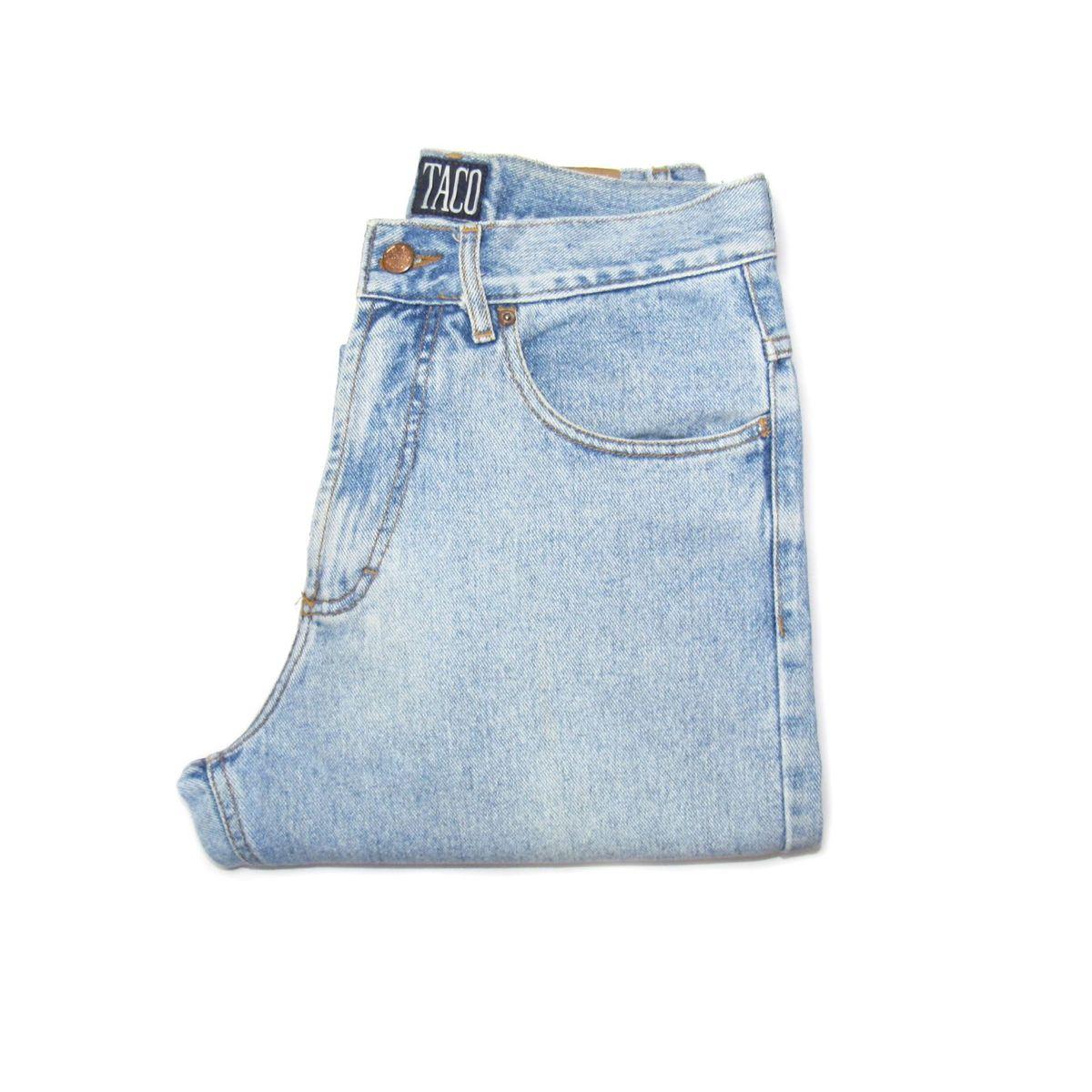 484c2fb14d15 Calça Jeans Vintage Cintura Alta Mom Jeans Unisex Anos 90 | Calça Feminina  Taco Usado 29964251 | enjoei