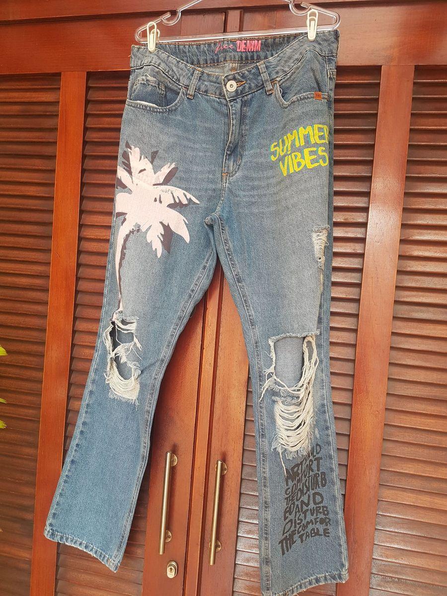 8e8c7d3a536a93 calça jeans