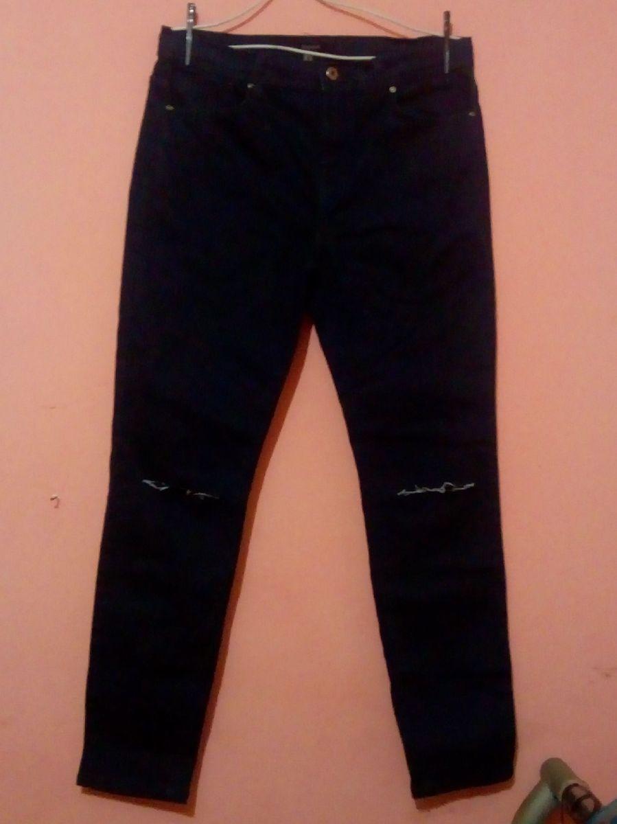 calca jeans - calças forever-21