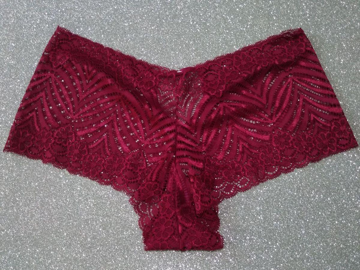calesson marsala - lingerie beleza-pura