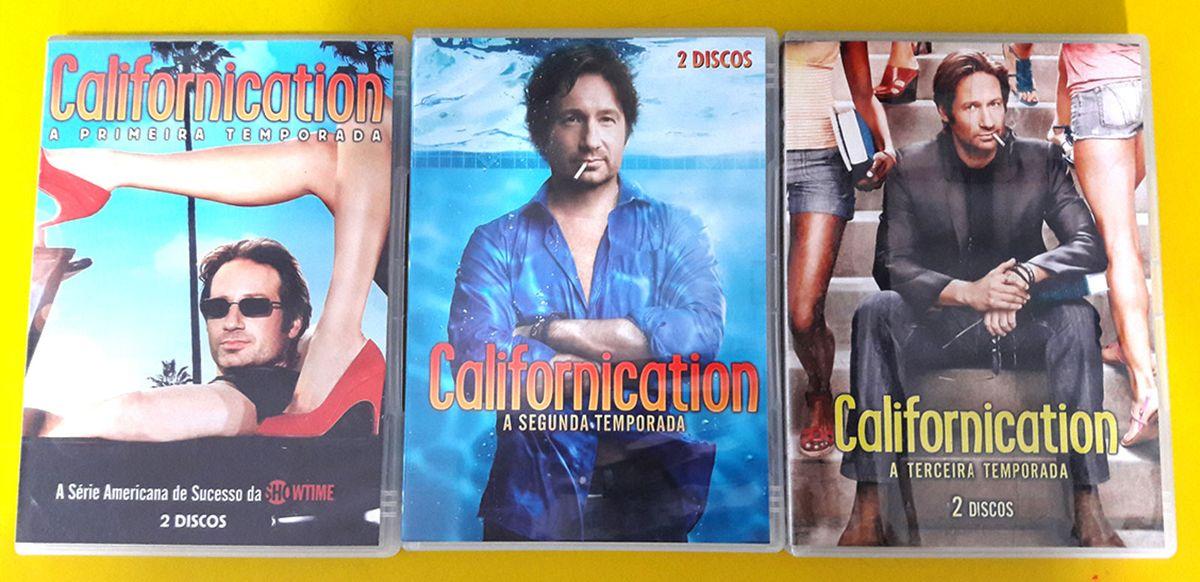 Resultado de imagem para californication série temporadas