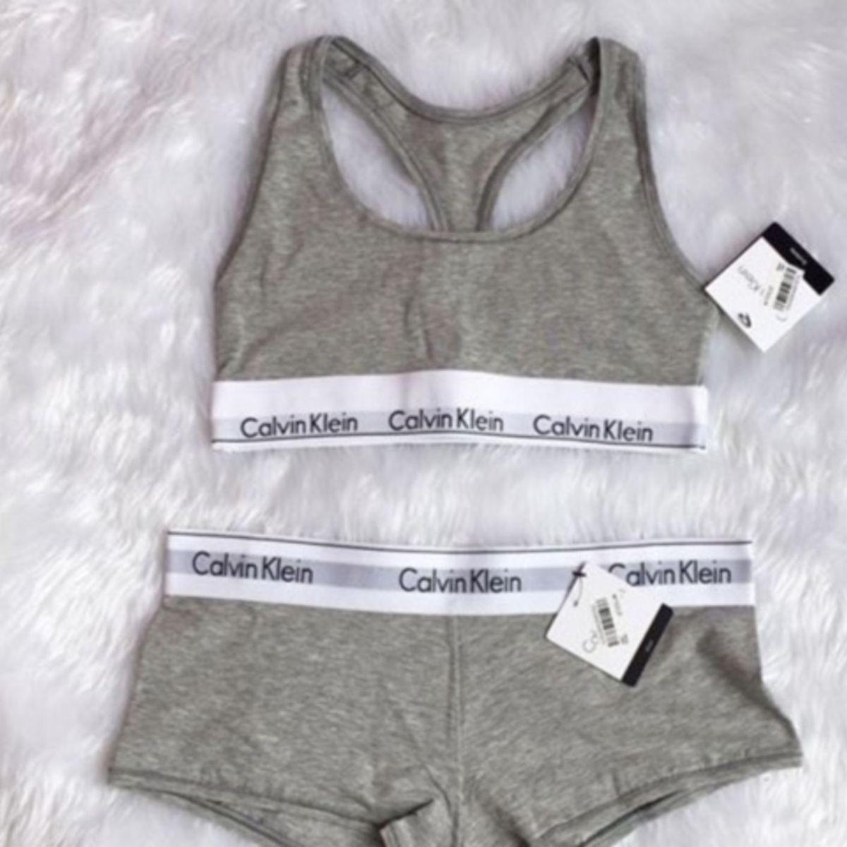 d367508ae Calvin Klein Conjunto