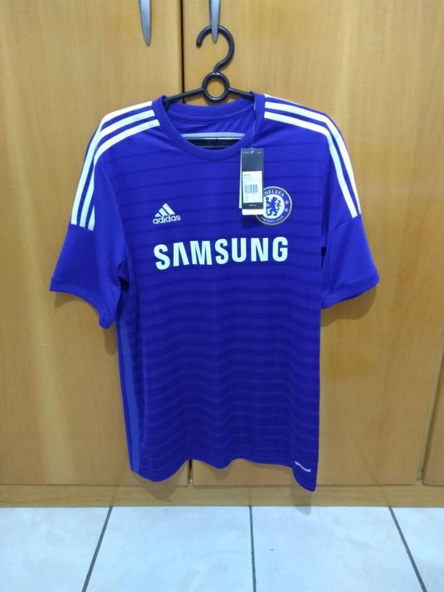 camisa 8 chelsea - camisetas adidas.  Czm6ly9wag90b3muzw5qb2vplmnvbs5ici9wcm9kdwn0cy82otm4ode2l2ninzhhn2q3owfkmguzztywmji5ndmwytmyowyxmjkylmpwzw  ... faedc6df506a5