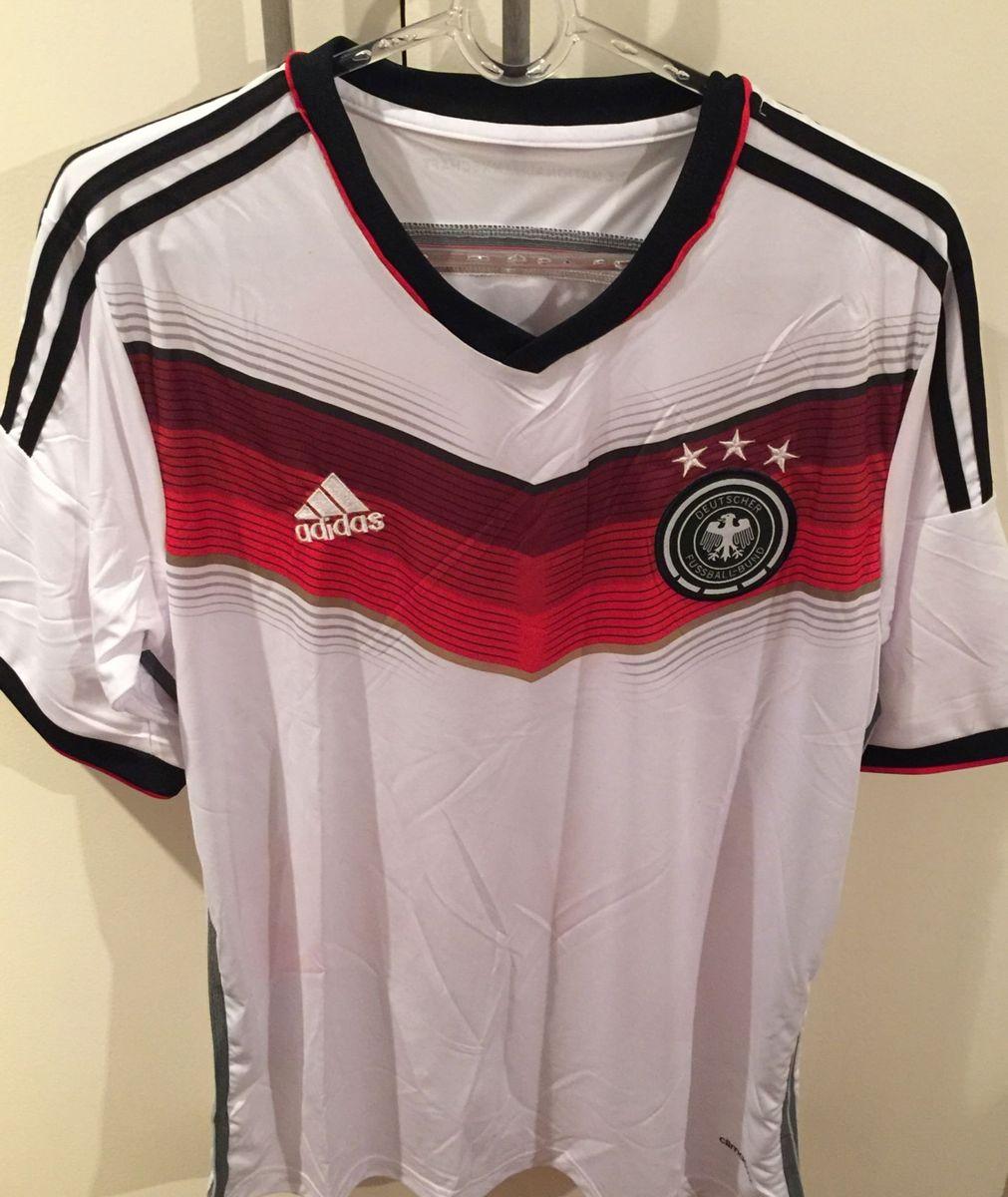 6c894c3bf0 camisa adidas alemanha copa 2014 - oficial - esportes adidas