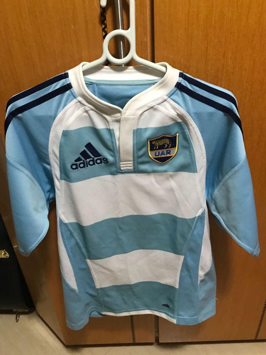 camisa adidas rugby argentina los pumas 2008 - esportes adidas 291853d10cf13