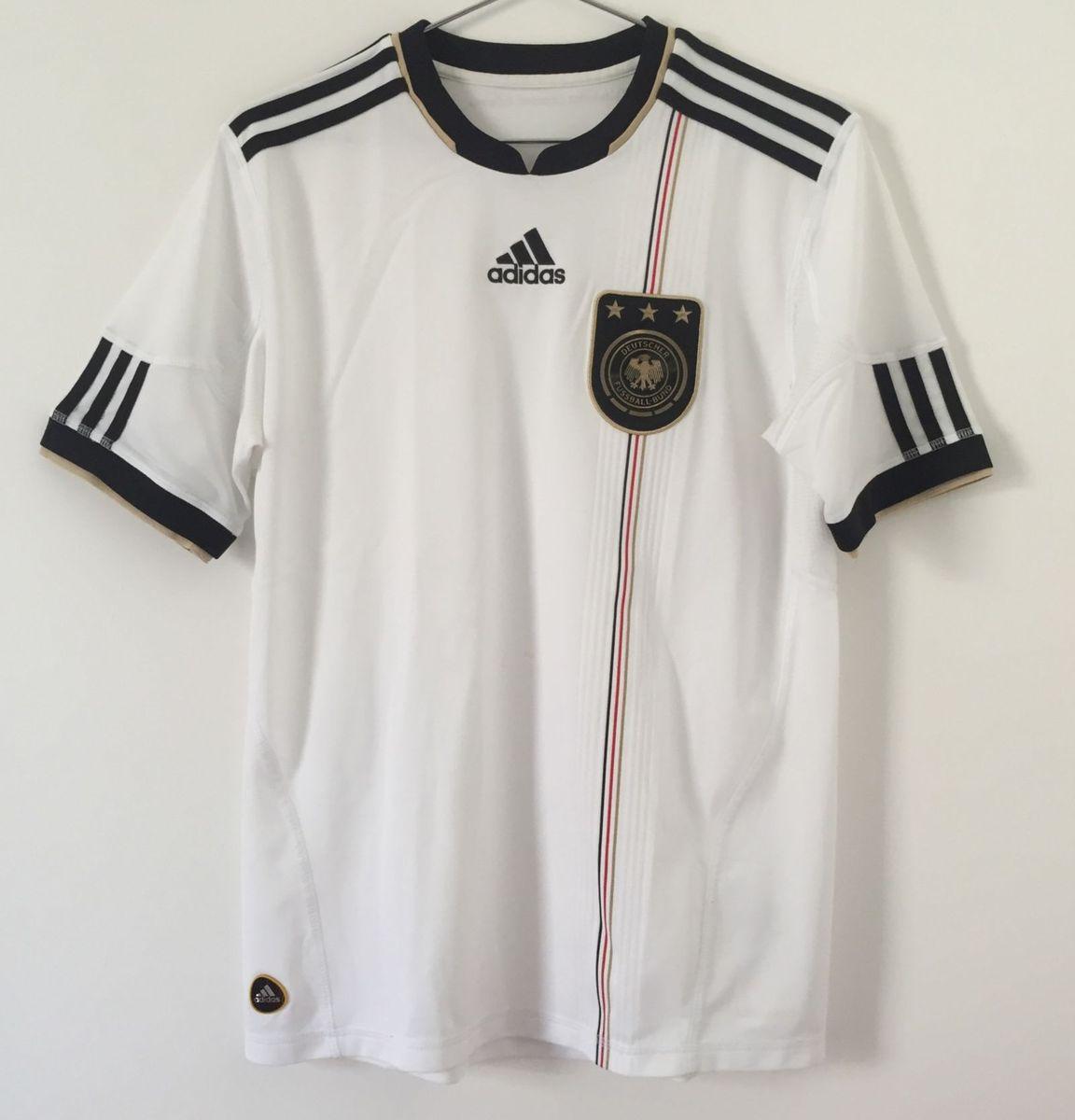 c4ffdb376fcdf camisa alemanha home oficial 2010 - camisas adidas