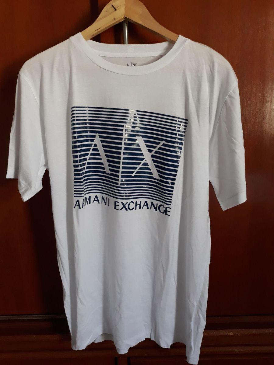 Camisa Armani Exchange   Camisa Masculina Armani Exchange Nunca Usado  28175474   enjoei 4c0a233a26