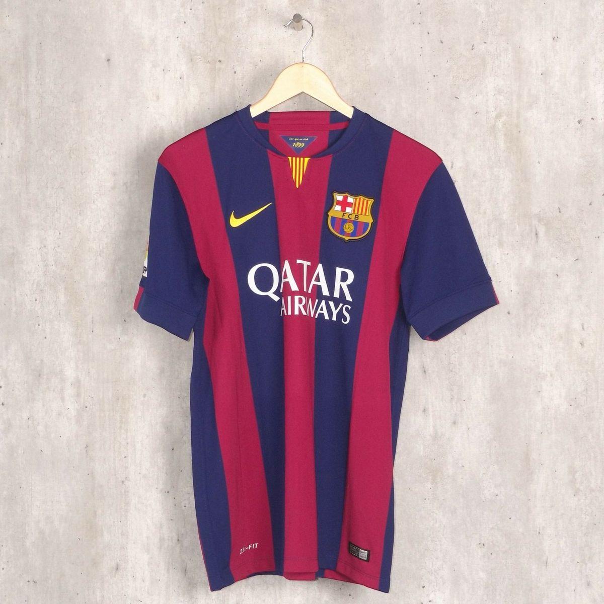 camisa barcelona feminina 2014-2015 - camisas nike 48fa4956a2b5a