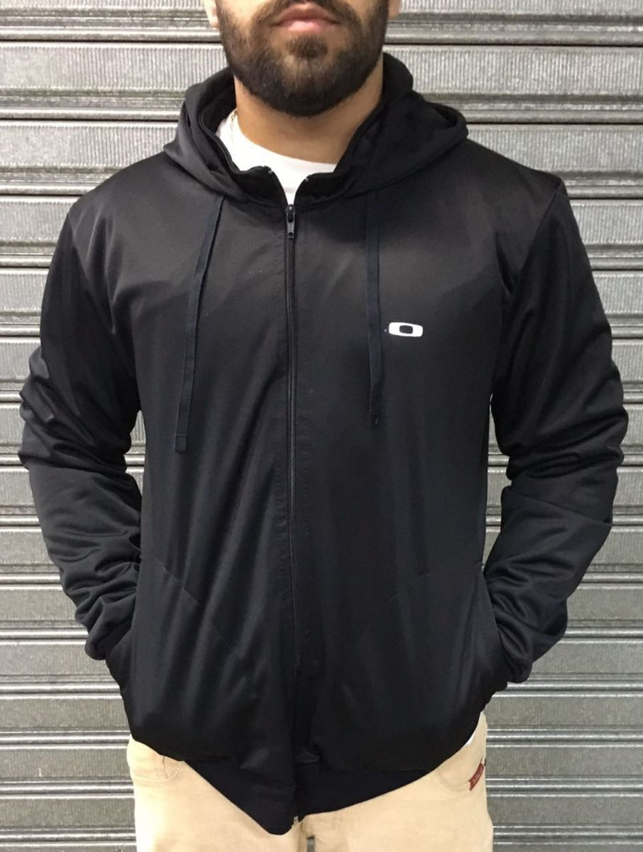 camisa blusa de frio da oakley corta vento original masculino e feminino - casacos  oakley 2306edf93dd72