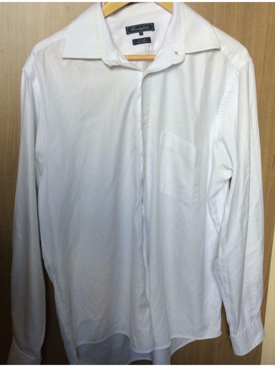 a0d42bbff60 camisa branca brooksfield - camisas brooksfield.  Czm6ly9wag90b3muzw5qb2vplmnvbs5ici9wcm9kdwn0cy8ymzg0nzqvmmi0mwfkyzdjmtq3mti3n2jmmtvmmdhhnzg4ogjizjeuanbn  ...