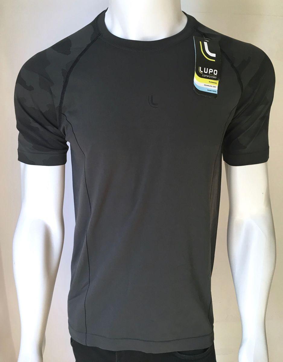 f7ee31009cdc7 camisa camiseta compressão térmica crossfit lupo original - camisetas lupo