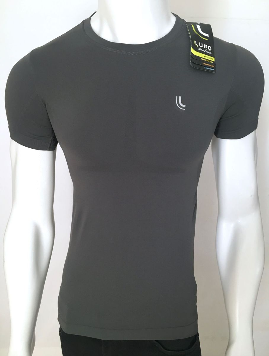 ae1e113d12b26 camisa camiseta lupo térmica compressão crossfit neymar - p - camisetas lupo