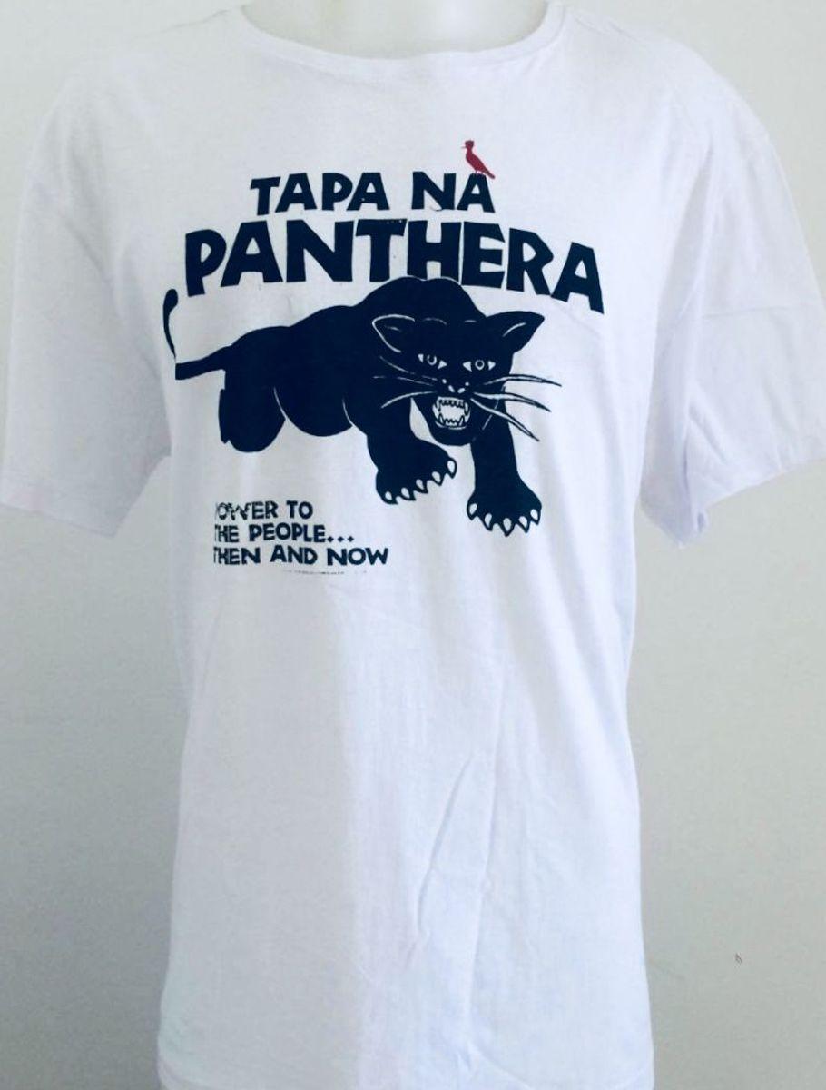 701d0f5e9 camisa camiseta regata reserva masculina algodão básica picapau frases tapa  pantera tam g cor branca -