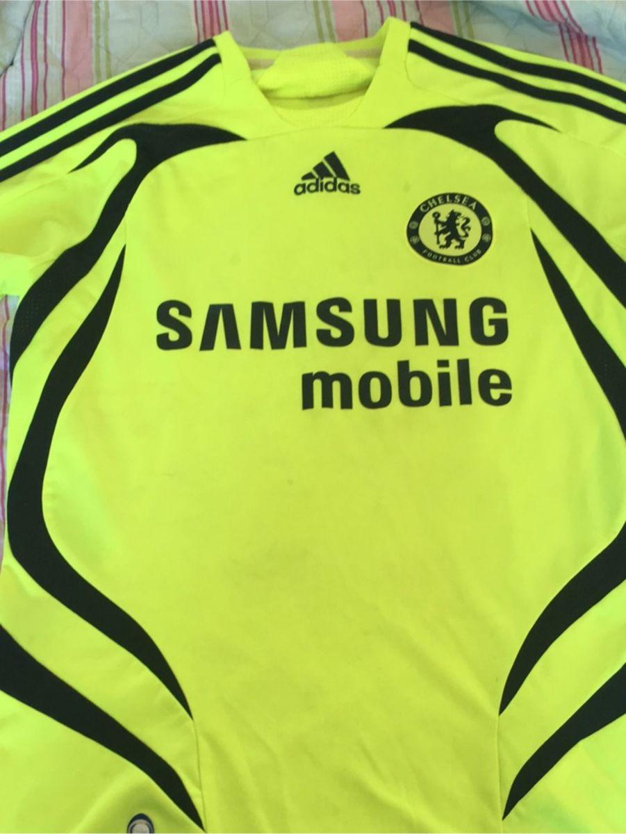 camisa chelsea - esportes adidas.  Czm6ly9wag90b3muzw5qb2vplmnvbs5ici9wcm9kdwn0cy83njywmjyyl2m2mgjimwvmmtqwotfjngrhnjq3zwe3nmm1yze1nzmylmpwzw  ... 8bea44a77cb30