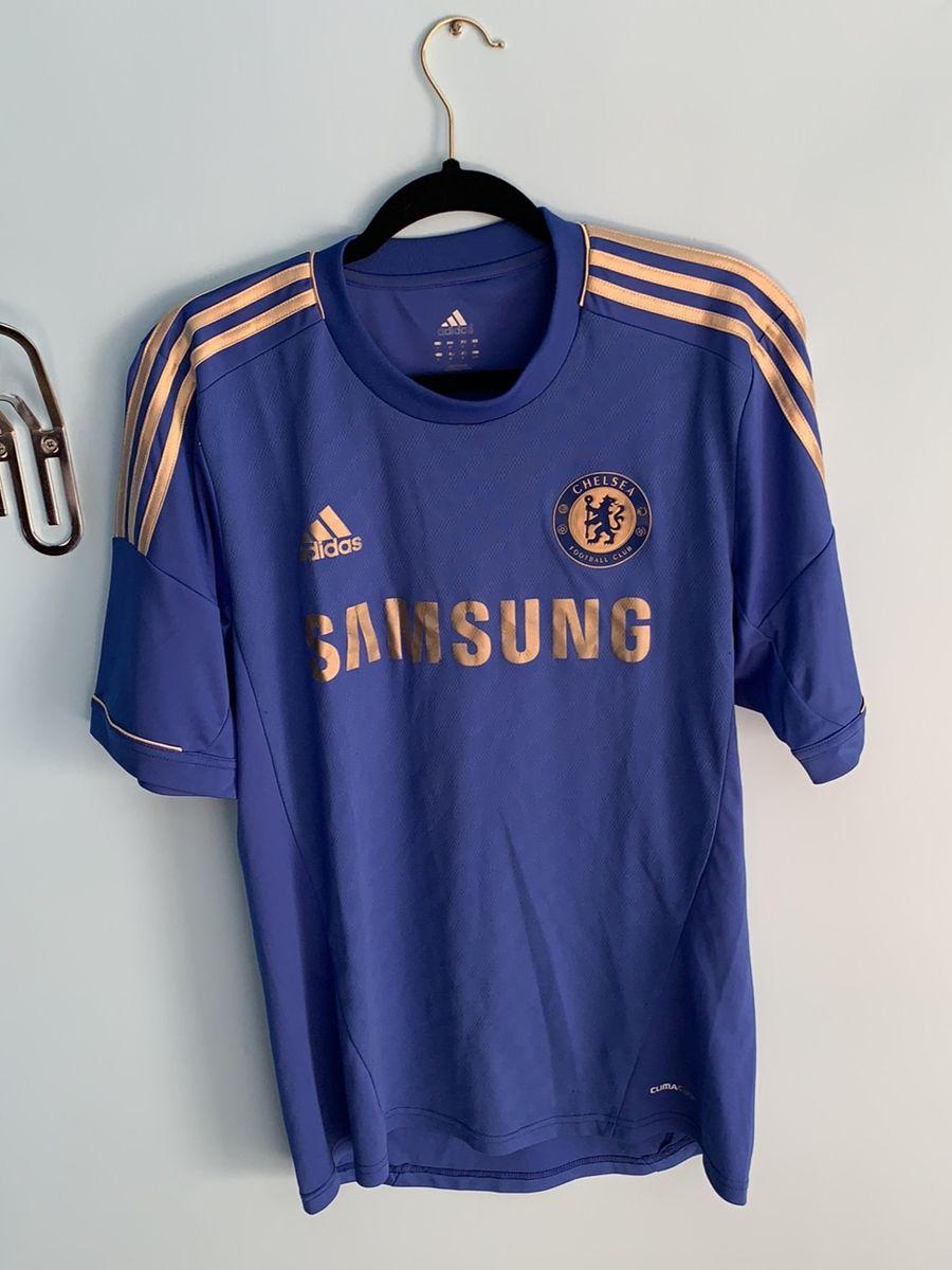 Camisa Chelsea Camisa Masculina Chelsea Usado 40048779 Enjoei