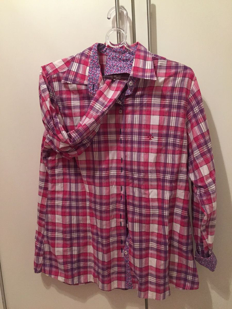 camisa chemise dudalina - camisas dudalina.  Czm6ly9wag90b3muzw5qb2vplmnvbs5ici9wcm9kdwn0cy80mty5mtivn2qznmu4ndg2nwewndu0zdyzmmm4zwixowiwmtniotiuanbn 7e01f8eadc05a